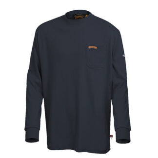 Pioneer 333 Flame Resistant Long-Sleeved Cotton Shirt