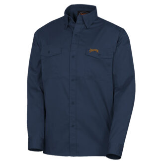 Pioneer 4404 Poly/Cotton Long-Sleeved Work Shirt