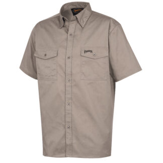 Pioneer 4405 Poly/Cotton Short-Sleeved Work Shirt