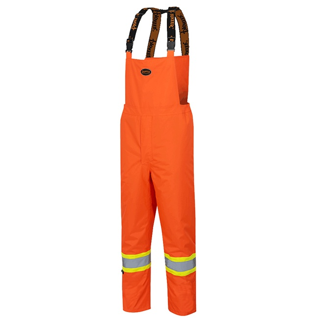 """Pioneer 5053 """"The Rock"""" 300D Oxford Polyester Insulated Bib Pants"""