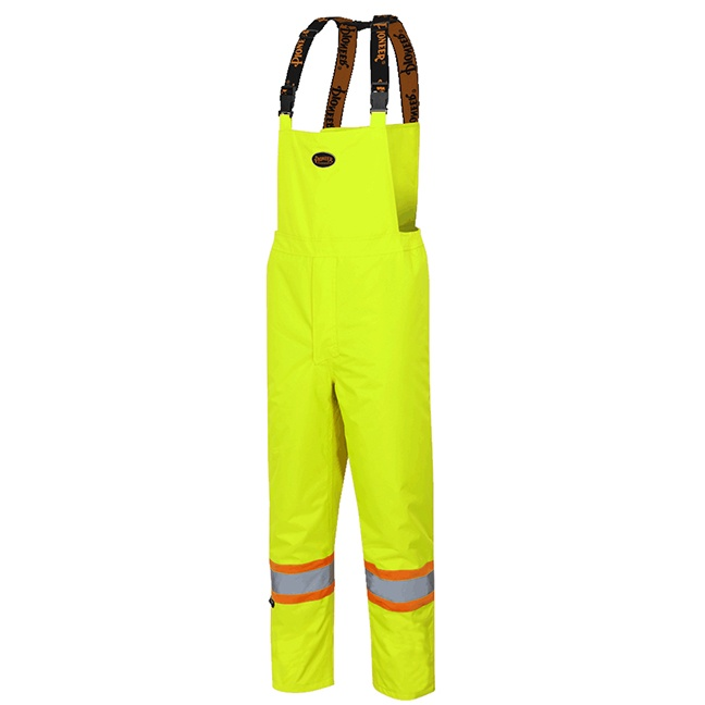 """Pioneer 5054 """"The Rock"""" 300D Oxford Polyester Insulated Bib Pants"""
