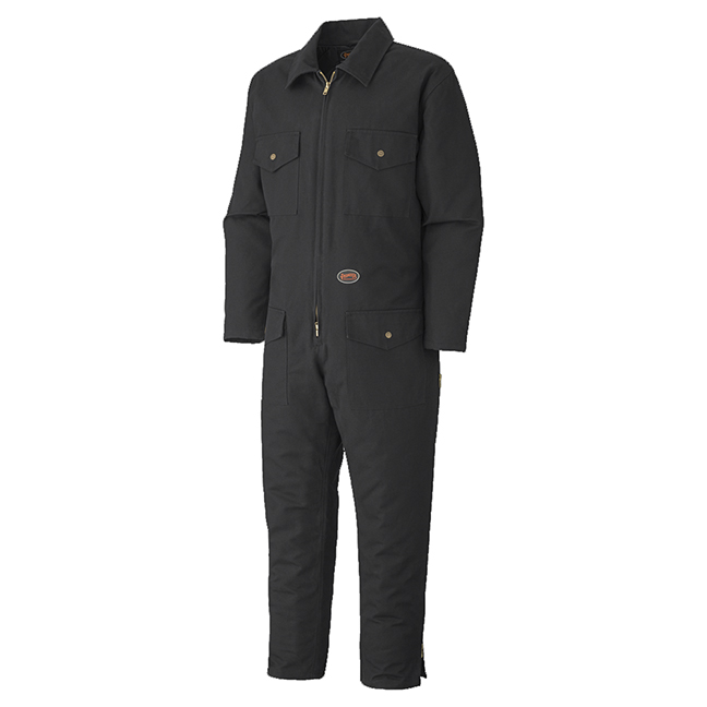 Pioneer 520A Quilted Cotton Duck Coverall