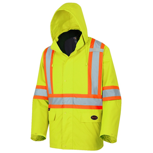 """Pioneer 5633 """"The Rock"""" 300D Oxford Polyester 3-in-1 Parka"""