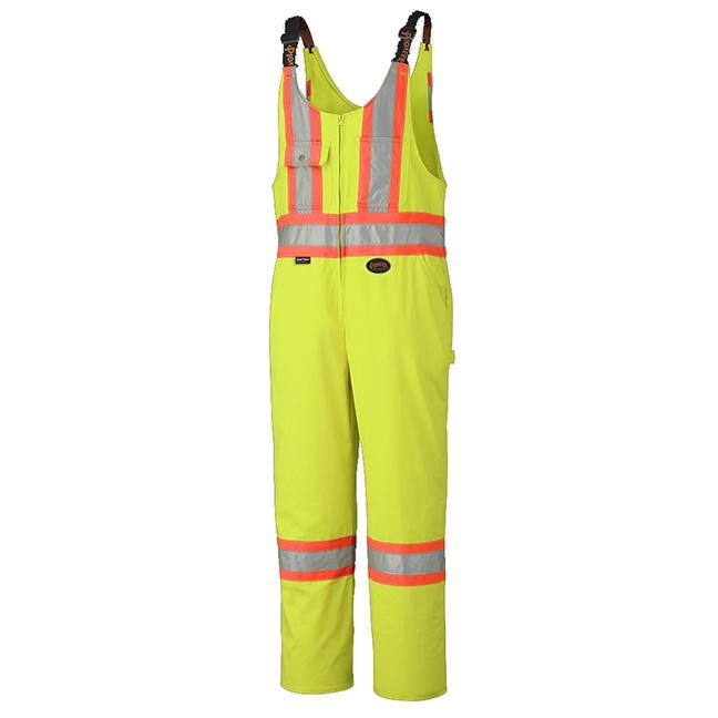 Pioneer 6616 Hi-Viz Safety Poly/Cotton Overall