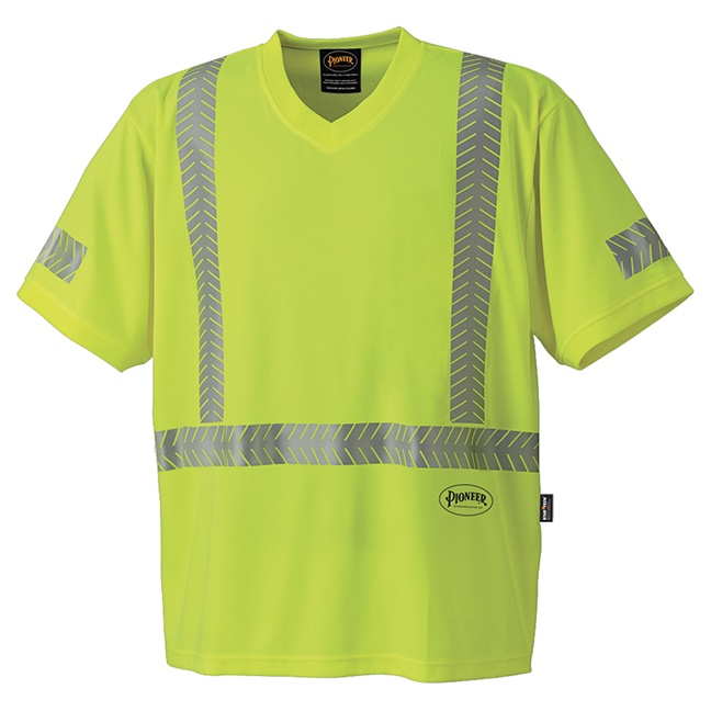 Pioneer 6901 Ultra-Cool, Ultra-Breathable Safety T-Shirt