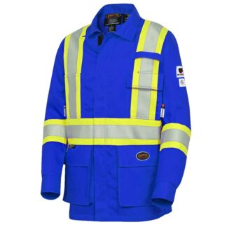 Pioneer 7774 FR-Tech Flame Resistant Safety Jacket
