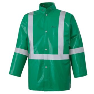 Ranpro J43 320 CA-43 FR and Chemical Protective Jacket