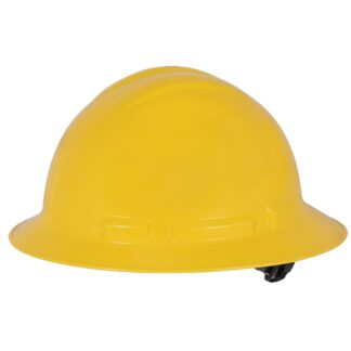 Sellstrom S69210 Type 1 Full Brim Hard Hat Yellow