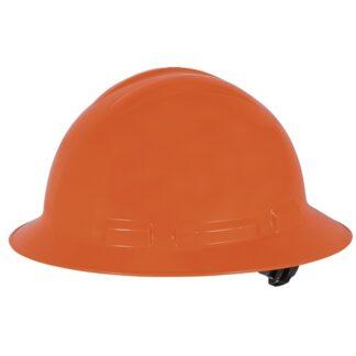 Sellstrom S69220 Type 1 Full Brim Hard Hat Orange