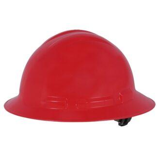 Sellstrom S69230 Type 1 Full Brim Hard Hat Red