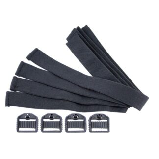 Sellstrom S96110-6 KneePro III Replacement Straps and Clips