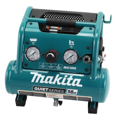 Makita MAC100Q 0.5hp Quiet Series Air Compressor
