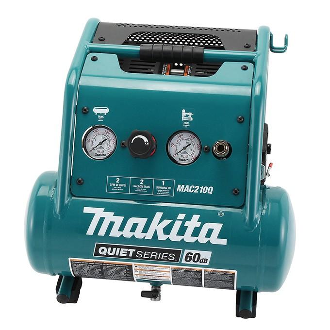 Makita MAC210Q 1hp Quiet Series Air Compressor