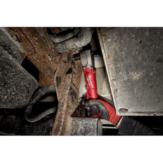 """Milwaukee 2565-20 M12 FUEL 1/2"""" Right Angle Impact Wrench - Friction Ring Anvil - Tool Only"""