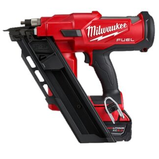 Milwaukee 2745-21 Cordless M18 FUEL 30º Framing Nailer Kit