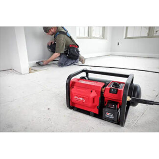 Milwaukee 2840-20 Cordless M18 FUEL 2 Gallon Compact Quiet Compressor - Tool Only
