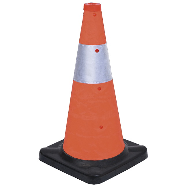 """Pioneer 196 18"""" (45.7 cm) Collapsible Safety Cone"""