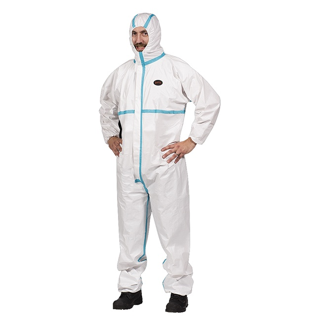 Pioneer 2076 Microporous Coverall - Type 4