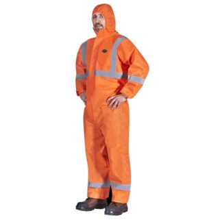 Pioneer 2077 SMS Coverall with Reflective Tape