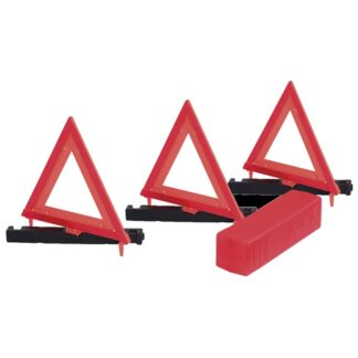 Pioneer 373 Safety Warning Triangle 3-pack