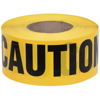 "Pioneer 387P ""Caution"" Tape"