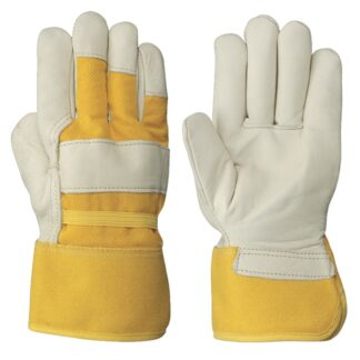 Pioneer 555FLRF Insulated Fitter's Cowgrain Glove