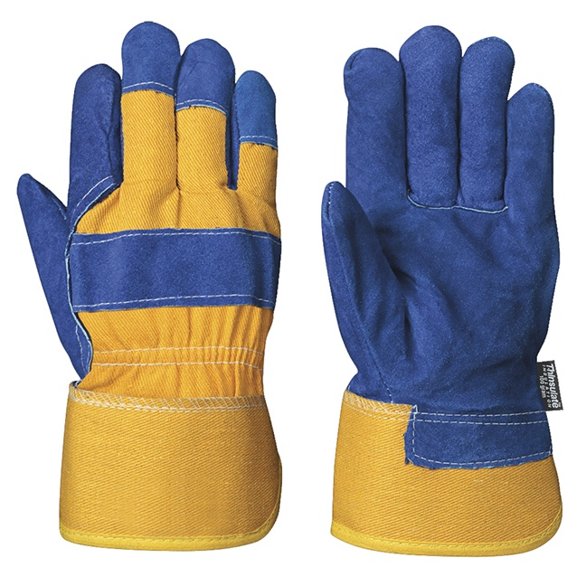 Pioneer 630 Insulated Fitter's Cowgrain Glove