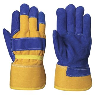 Pioneer 655 Insulated Fitter's Cowgrain Glove