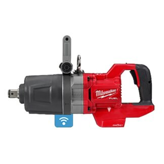 """Milwaukee 2868-20 M18 FUEL 1"""" D-Handle High Torque Impact Wrench with ONE-KEY"""