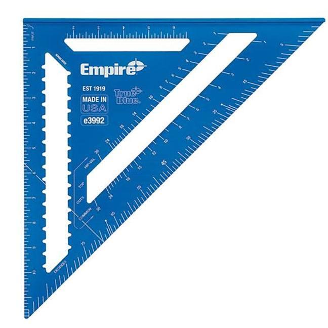 """Empire E3992 12"""" Rafter Square"""