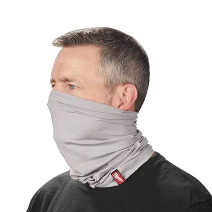 Milwaukee 423G Multi-Function Neck Gaiter Gray 2