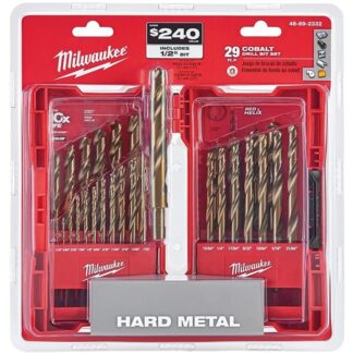 Milwaukee 48-89-2332 29PC Cobalt Helix Drill Bit Set