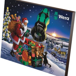 Wera 136601 Advent Calendar 2020