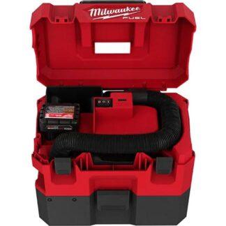 Milwaukee 0960-21 M12 FUEL 1.6 Gallon Wet/Dry Vacuum Kit