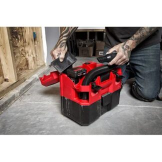 Milwaukee 0960-20 M12 FUEL 1.6 Gallon Wet/Dry Vacuum - Tool Only