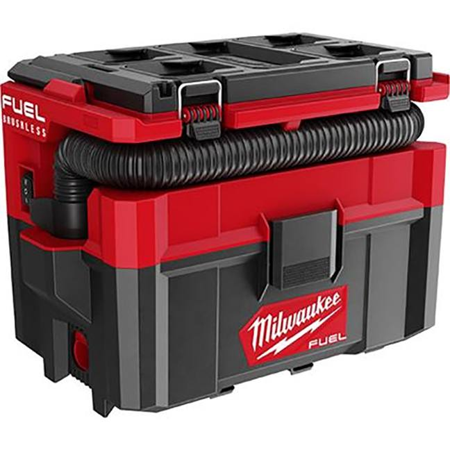Milwaukee 0970-20 M18 FUEL PACKOUT 2.5 Gallon Wet Dry Vacuum