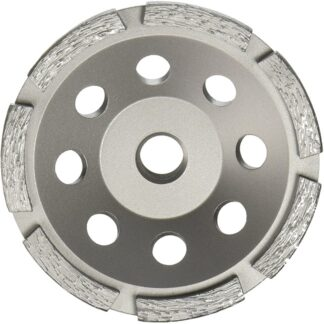 "Milwaukee 49-93-7700 4"" Diamond Cup Wheel Single Row"