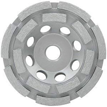 "Milwaukee 49-93-7750 4"" Diamond Cup Wheel Double Row"