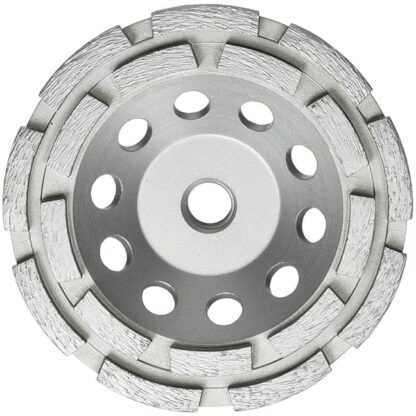 "Milwaukee 49-93-7760 5"" Diamond Cup Wheel Double Row"