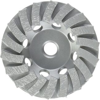 "Milwaukee 49-93-7780 4"" Diamond Cup Wheel Segmented-Turbo"