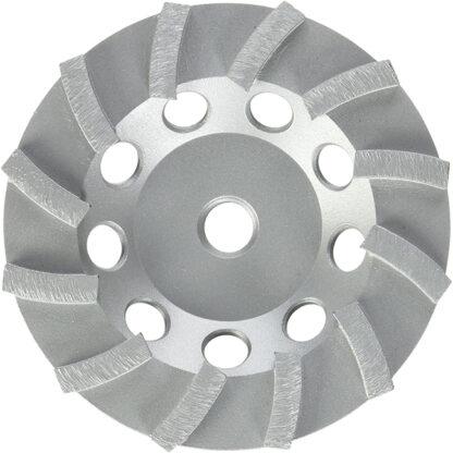 "Milwaukee 49-93-7790 5"" Diamond Cup Wheel Segmented-Turbo"