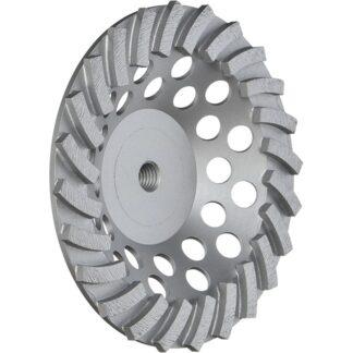 "Milwaukee 49-93-7795 7"" Diamond Cup Wheel Segmented-Turbo"