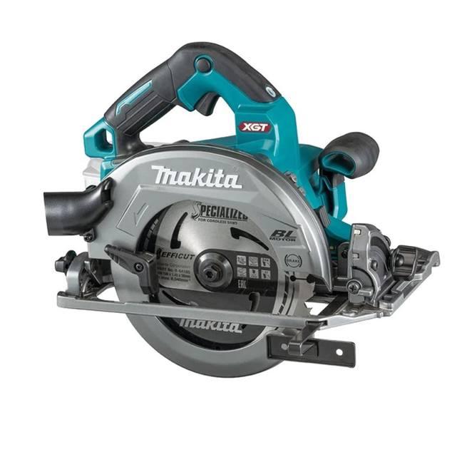 "Makita HS004GZ XGT 40V Max Brushless 7-1/4"" Circular Saw w/Guide Rail Baseplate"
