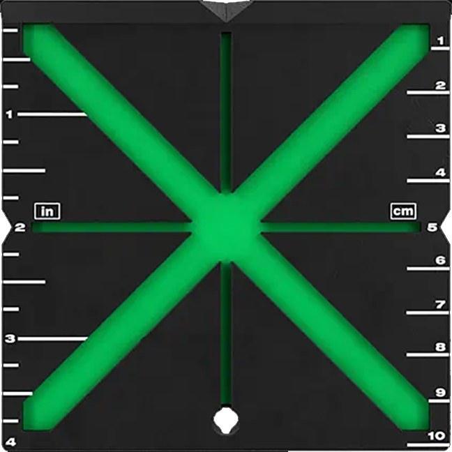 Milwaukee 48-35-1111 Responsive Laser Alignment Target