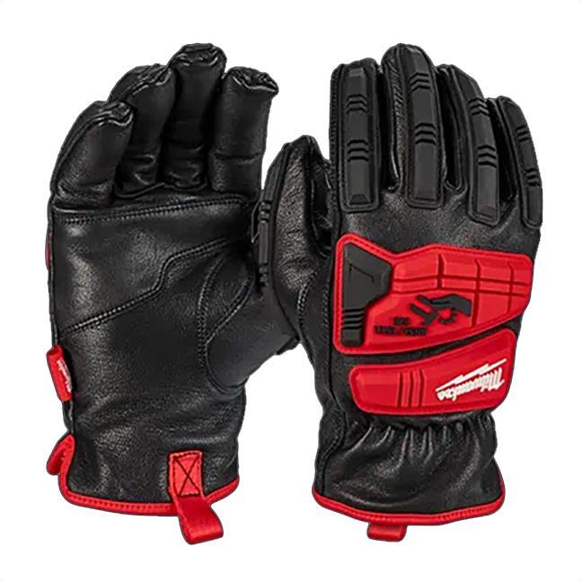 Milwaukee Impact Cut Level 5 Goatskin Leather Gloves