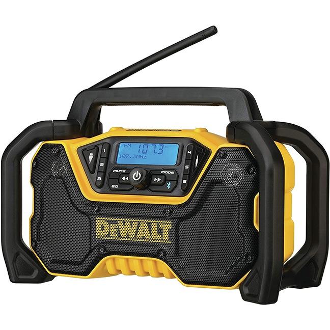 DeWalt DCR028B 12V/20V MAX Bluetooth Jobsite Radio