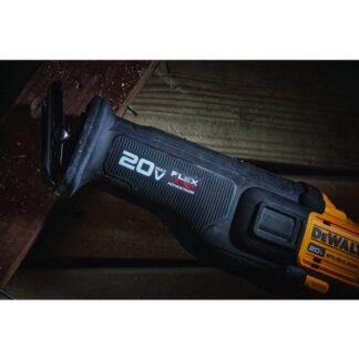 DeWalt DCS386B 20V MAX Reciprocating Saw with FLEXVOLT Advantage™