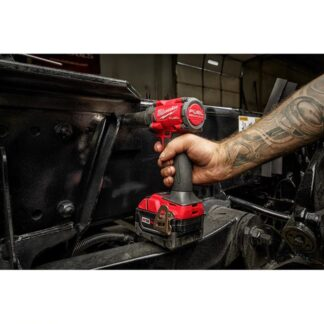 """Milwaukee 2855-22 M18 FUEL 1/2"""" Compact Impact Wrench Kit - Friction Ring"""
