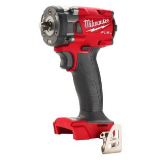 """Milwaukee 2854-20 M18 FUEL 3/8"""" Compact Impact Wrench - Friction Ring - Tool Only"""
