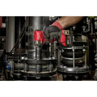 """Milwaukee 2855-20 M18 FUEL 1/2"""" Compact Impact Wrench - Friction Ring"""
